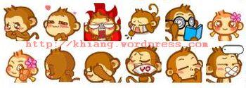 smilleys monkey